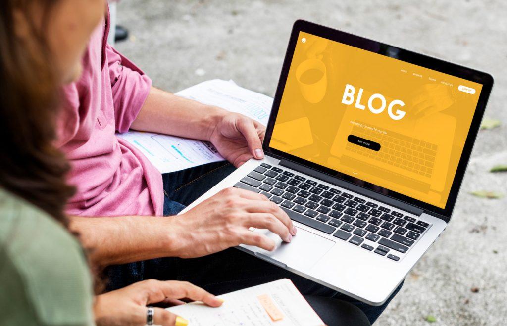 5 zalet prowadzenia bloga